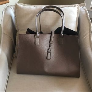 Large Bronze Tote